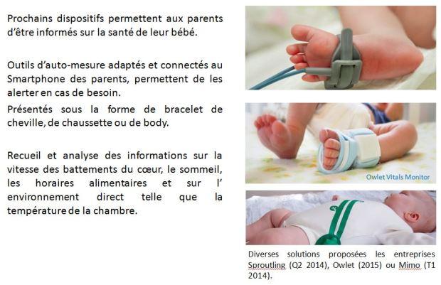 objets connectes-bebes